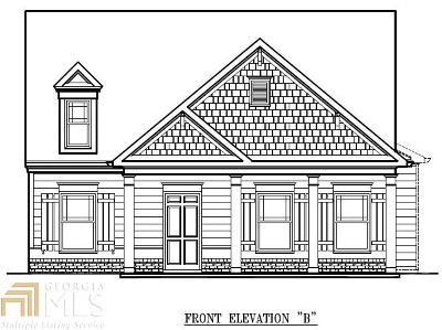 Newnan Single Family Home For Sale: 115 Stillwood Dr #81