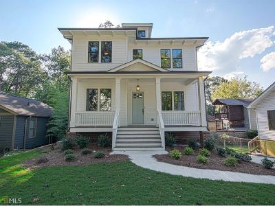 Decatur Single Family Home For Sale: 817 3rd Ave