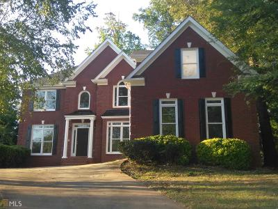 Lithonia Single Family Home For Sale: 4519 Lionshead Cir