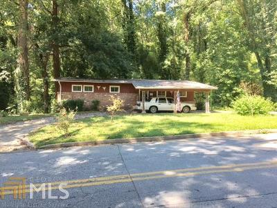 College Park Single Family Home New: 2095 Lyle