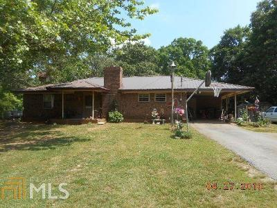Carroll County Multi Family Home For Sale: 3360 S Hwy 16