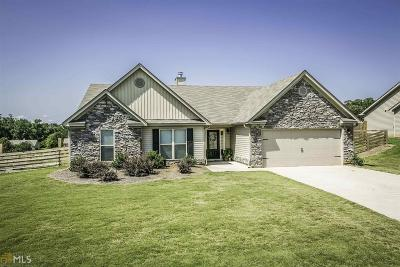 Monroe Single Family Home Under Contract: 309 Thoroughbred Trl
