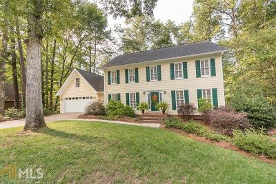Lilburn Single Family Home For Sale: 4725 Buckskin Trl