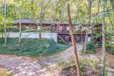 Villa Rica Single Family Home For Sale: 8310 Conners Rd