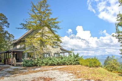 Clayton, Clarkesville, Tiger Single Family Home For Sale: 112 Dean Ln