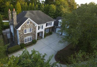 Buckhead Single Family Home New: 1164 Dawn View Ln