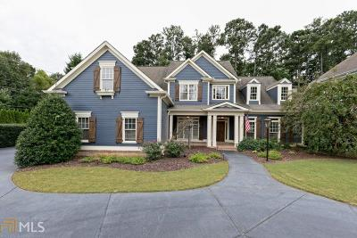 Marietta Single Family Home For Sale: 2361 Tabbystone Ln