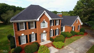 Conyers Single Family Home New: 958 SE Sundew Dr