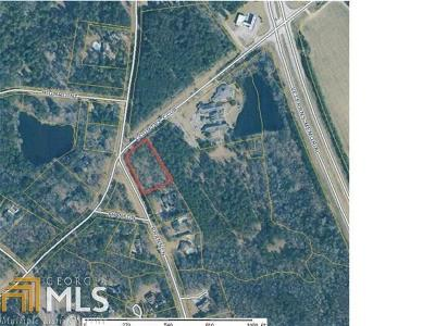 Statesboro Residential Lots & Land For Sale: Brannen Rd