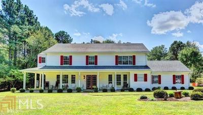 Loganville Single Family Home For Sale: 1625 Ozora Rd