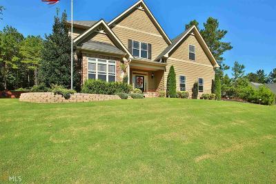 Newnan Single Family Home New: 162 Blossom Ln