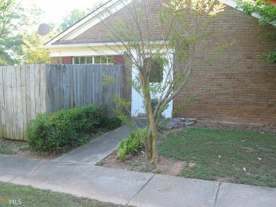 Clayton County Condo/Townhouse New: 2617 Stratford Ln