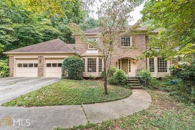 Lilburn Single Family Home For Sale: 4710 Bryson Cv