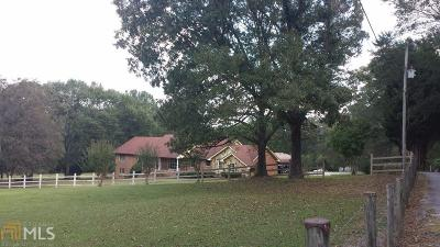 Loganville Single Family Home For Sale: 3384 Skyland Dr