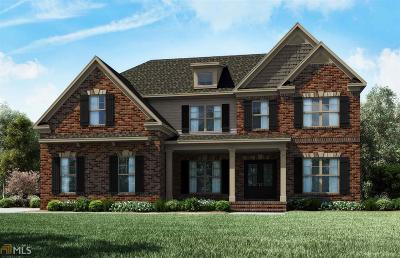 Watkinsville Single Family Home New: 2229 Pebble Creek Way