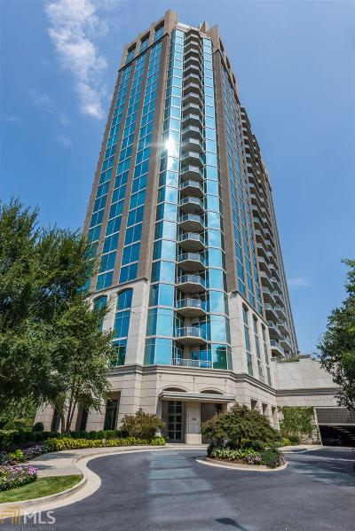 Gallery Condo/Townhouse For Sale: 2795 Peachtree Rd #1909