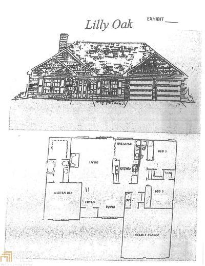 Villa Rica GA Single Family Home For Sale: $235,000