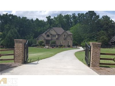 Stockbridge Single Family Home For Sale: 87 Roseberry Dr