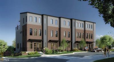 Fulton County Condo/Townhouse New: 507 Wilmer St #1