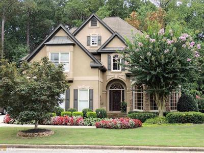Roswell Single Family Home For Sale: 4554 Brigade Ct