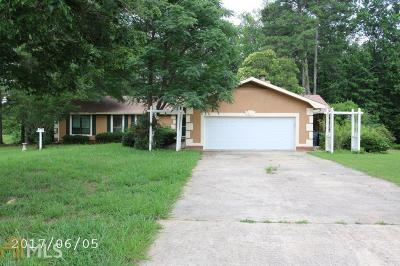 Fayetteville Single Family Home New: 110 Thornton Dr