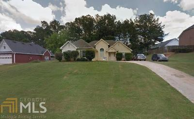 Covington Single Family Home For Sale: 110 Willow Tree Ter