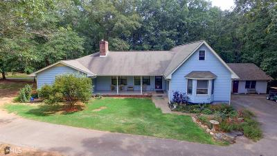 Locust Grove Single Family Home For Sale: 2371 Leguin Mill Rd