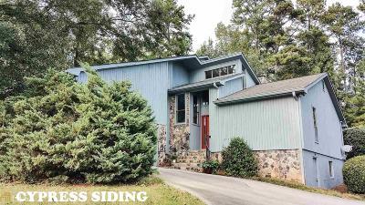 Monroe Single Family Home For Sale: 121 Oakridge Dr