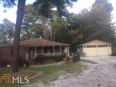 Henry County Single Family Home For Sale: 1558 Fairview Rd