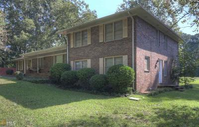Clayton County Single Family Home Back On Market: 8920 Thornton Rd
