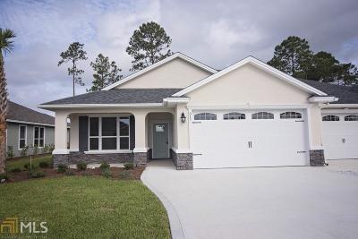 Kingsland GA Condo/Townhouse New: $229,900