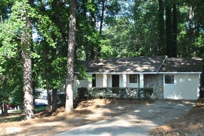 Norcross Single Family Home For Sale: 1548 Hoy Taylor Dr #34