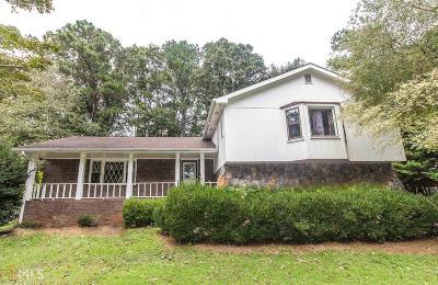 Lilburn Single Family Home New: 3945 White Oak Ln
