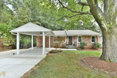 Brookhaven Single Family Home New: 2729 Drew Valley Rd