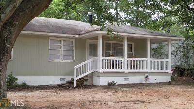 Conyers Single Family Home New: 3840 Highway 20