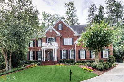 Roswell Single Family Home For Sale: 4508 Monet Dr