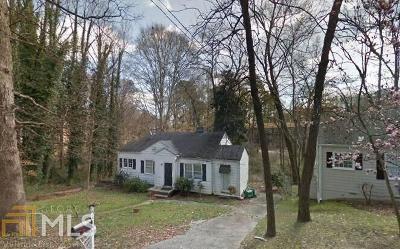 Dekalb County Single Family Home New: 1432 Sylvan Cir
