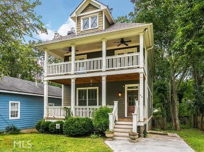 Dekalb County Single Family Home New: 54 Mayson Ave