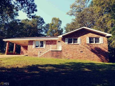 Covington Single Family Home New: 12044 Flat Shoals Rd