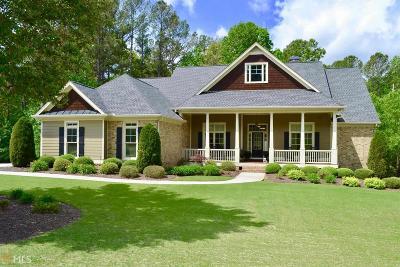 Loganville Single Family Home New: 235 Chandler Walk