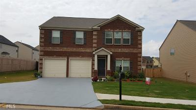 Clayton County Single Family Home For Sale: 5913 Rex Ridge Loop