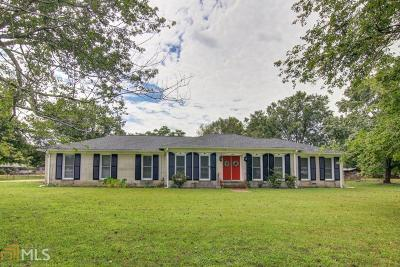 Conyers Single Family Home New: 1910 Starr Rd