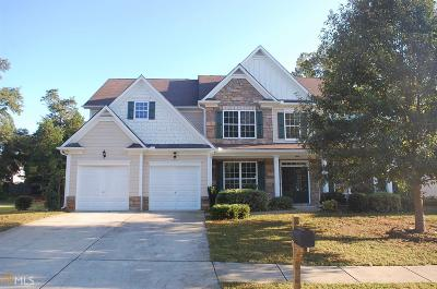 Covington Single Family Home New: 25 Wellstone Pl
