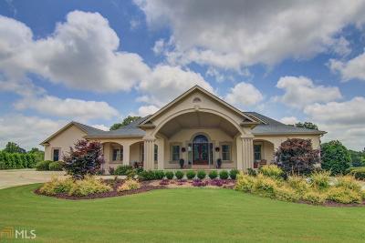 Covington Single Family Home For Sale: 693 Dixie Rd