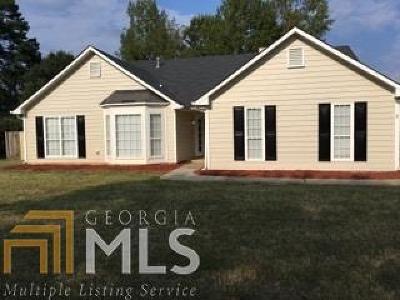 Covington Single Family Home New: 20 Lone Oak Ct