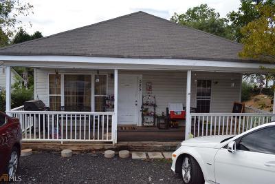 Buford Single Family Home New: 585 W Shadburn