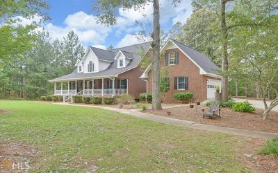 Elbert County, Franklin County, Hart County Single Family Home For Sale: 394 Melody Ln
