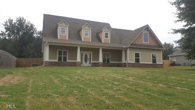 Covington Single Family Home New: 70 Chimney Ridge
