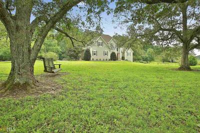 Grantville Single Family Home New: 871 Bo Bo Banks Rd
