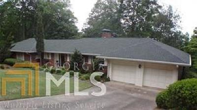 Fulton County Single Family Home For Sale: 5080 Riverview